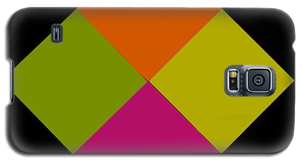 Galaxy S5 Case featuring the photograph Six Squared by Steve Purnell