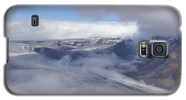 Skaftafell Panorama Galaxy S5 Case by Rudi Prott
