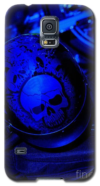 Skull Cap Galaxy S5 Case