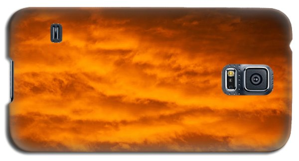 Sky Of Fire Galaxy S5 Case
