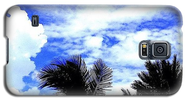 Cause Galaxy S5 Case - #sky #skyporn #summer #social #clouds by Susan McGurl