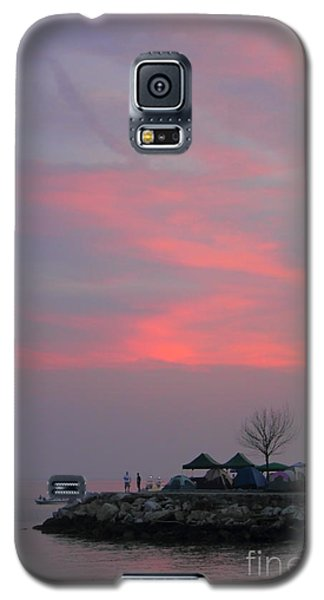 Galaxy S5 Case featuring the photograph Sky Vibes by Jesse Ciazza