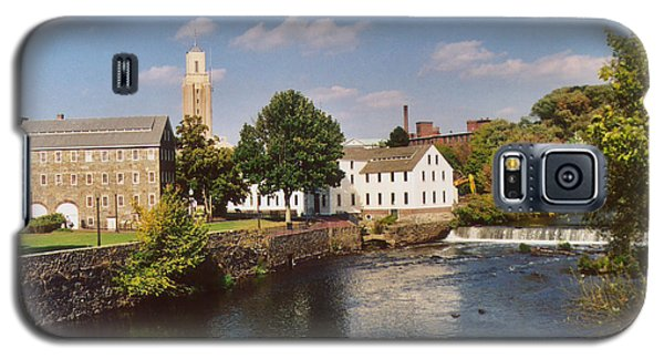 Slater Mill Complex Galaxy S5 Case