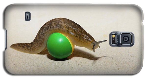 Slug On The Ball Galaxy S5 Case