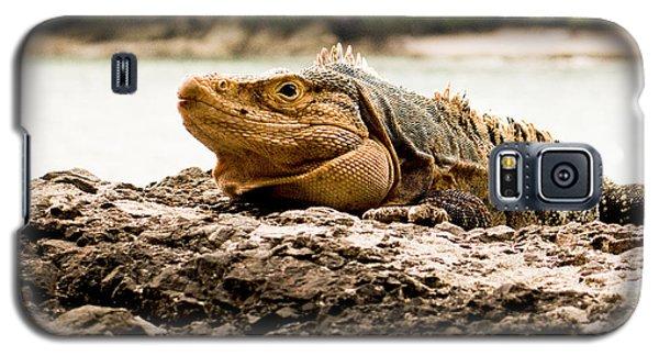Smiley  Costa Rica Galaxy S5 Case by Joe  Palermo