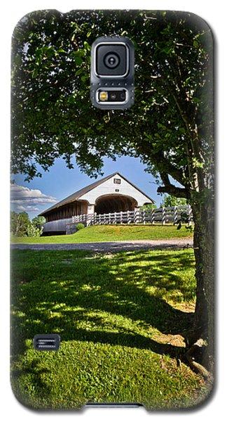 Smith Millenium Covered Bridge Galaxy S5 Case