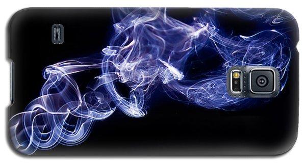 Smoke 11 Galaxy S5 Case by Dan Wells