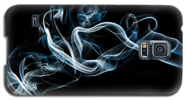 Smoke-2 Galaxy S5 Case by Larry Carr