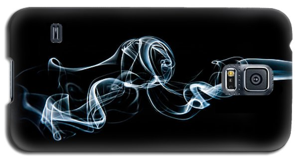 Smoke-3 Galaxy S5 Case by Larry Carr