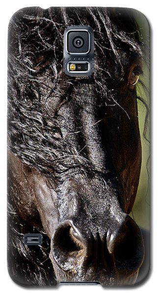 Snorting Good Looks Galaxy S5 Case by Wes and Dotty Weber