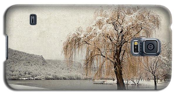 Snow Tree 1 Galaxy S5 Case