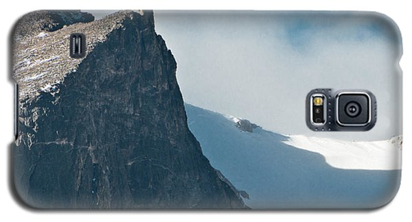 Snowy Flatirons Galaxy S5 Case by Colleen Coccia