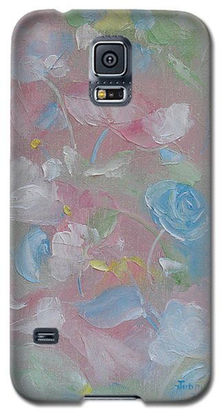 Softly Spoken Galaxy S5 Case by Judith Rhue