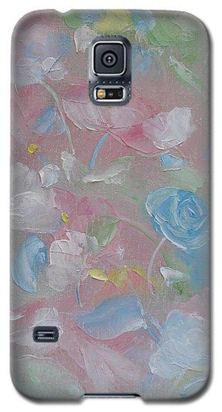 Softly Spoken Galaxy S5 Case by Judith Rhue