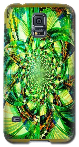 Solar Explosion Galaxy S5 Case