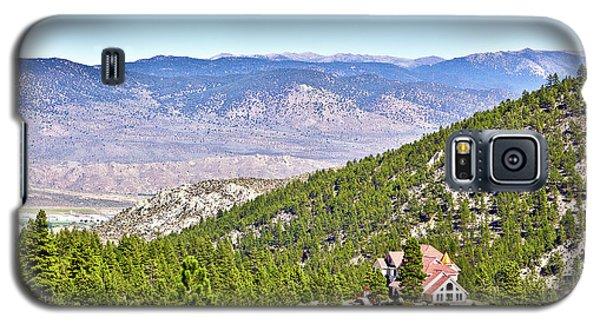 Solitude With A View - Carson City Nevada Galaxy S5 Case