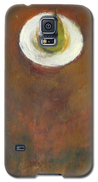 Galaxy S5 Case featuring the painting Solo by Kathleen Grace