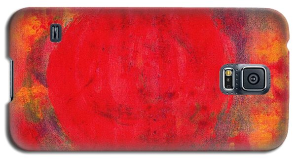 Galaxy S5 Case featuring the painting Solstice by Patrick Morgan