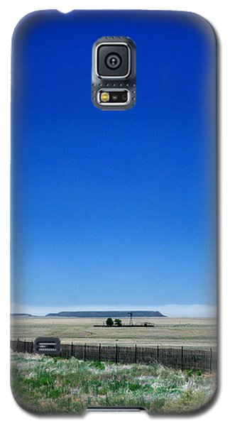 Galaxy S5 Case featuring the photograph Somewhere On Hwy 285 Number One by Lon Casler Bixby