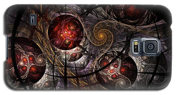 Galaxy S5 Case featuring the digital art Soul Of Osiris by NirvanaBlues