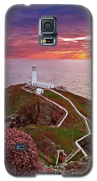 South Stack Lighthouse Galaxy S5 Case