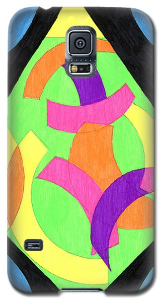 Space Includers Galaxy S5 Case