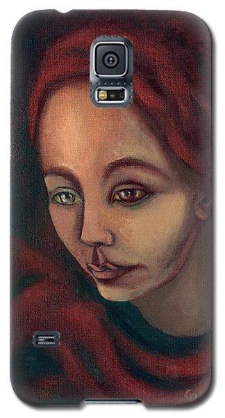 Spanish Ginger  Galaxy S5 Case by Rachel Hershkovitz