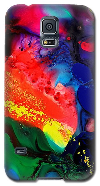 Speak For Yourself Galaxy S5 Case by Christine Ricker Brandt