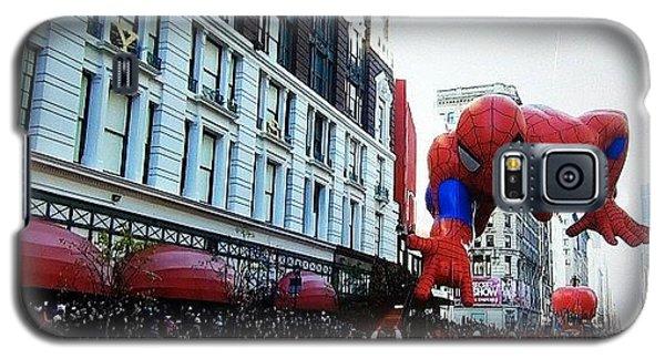 Holiday Galaxy S5 Case - Spiderman by Lea Ward