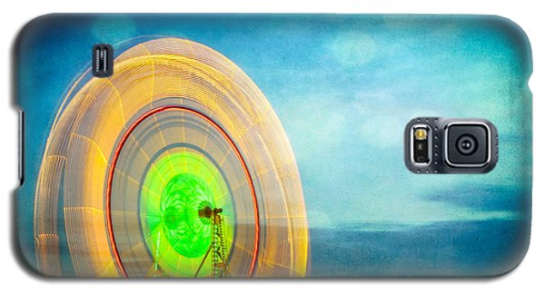 Spinning 2 Galaxy S5 Case