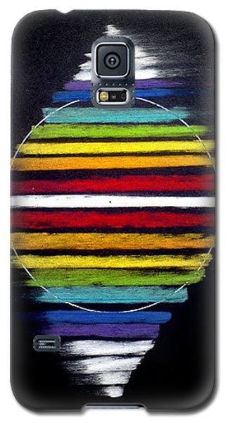 Spinning Merkaba Galaxy S5 Case