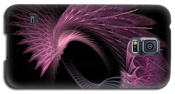 Spinning Wheel Galaxy S5 Case by Kathleen Holley