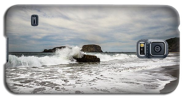 Galaxy S5 Case featuring the photograph Splash by Randy Wood