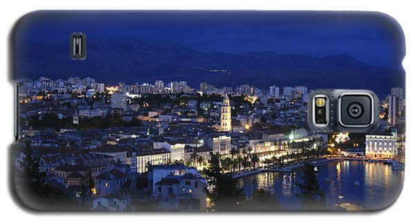 Galaxy S5 Case featuring the photograph Split Croatia by David Gleeson