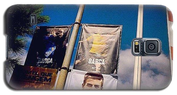 Sport Galaxy S5 Case - #sport #football #fcbotiga #soccer by Tommy Tjahjono