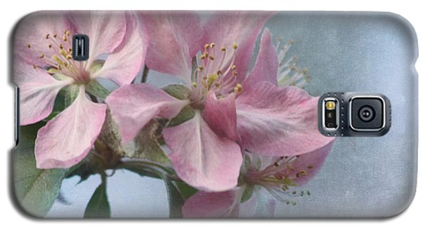 Spring Blossoms For The Cure Galaxy S5 Case
