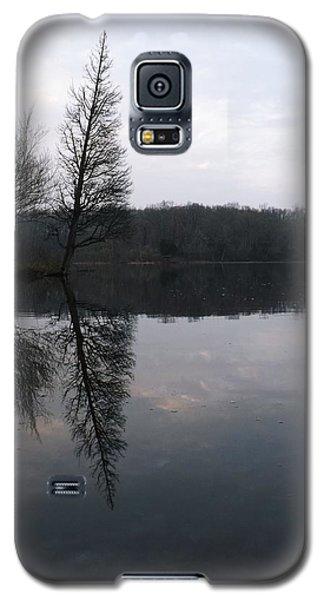 Spring Reflection  Galaxy S5 Case by Gerald Strine