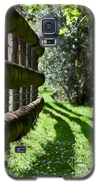 Spring Sunny And Fresh Galaxy S5 Case