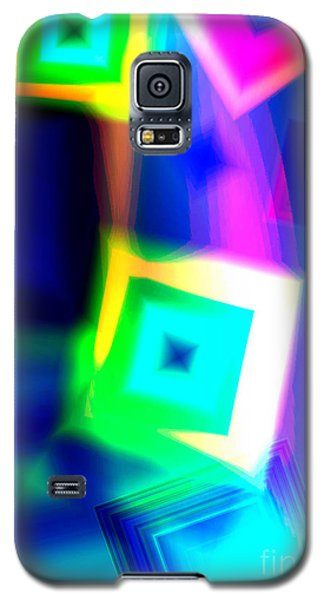 Squarbstract Galaxy S5 Case