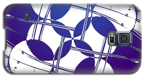 Galaxy S5 Case featuring the photograph Square Circles by Lauren Radke