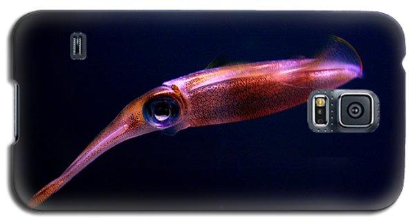 Squid In Pink Galaxy S5 Case