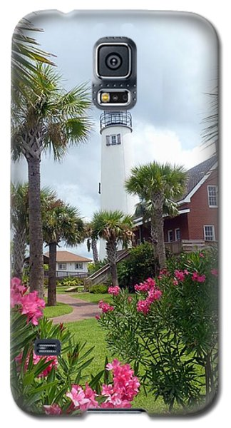 St. George Island Lighthouse Galaxy S5 Case
