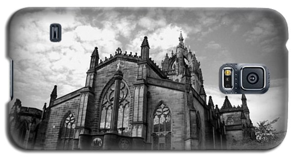 St Giles Cathedral Edinburgh Galaxy S5 Case by Ian Kowalski