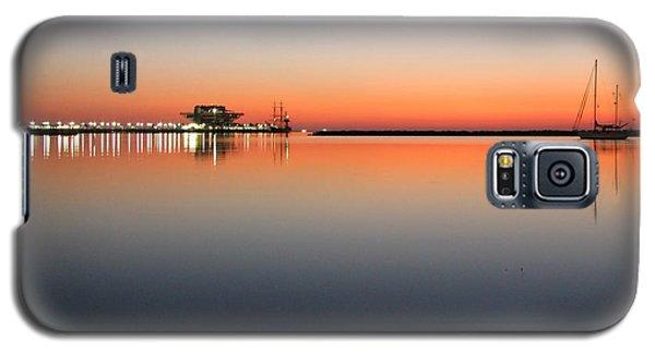 St. Pete Sunrise Galaxy S5 Case by Farol Tomson