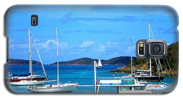 Galaxy S5 Case featuring the photograph St-thomas Virgin Islands by Danielle  Parent