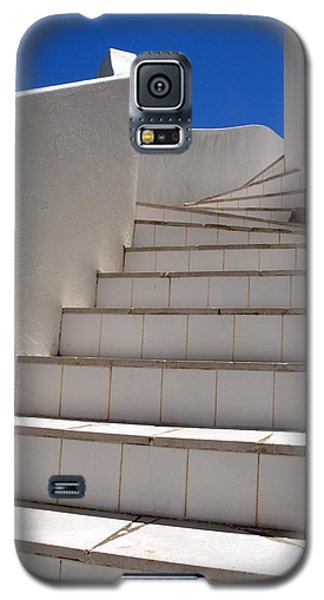 Galaxy S5 Case featuring the photograph Stair To The Sky by Michael Canning