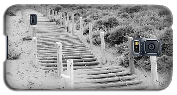 Stairs At Baker Beach Galaxy S5 Case