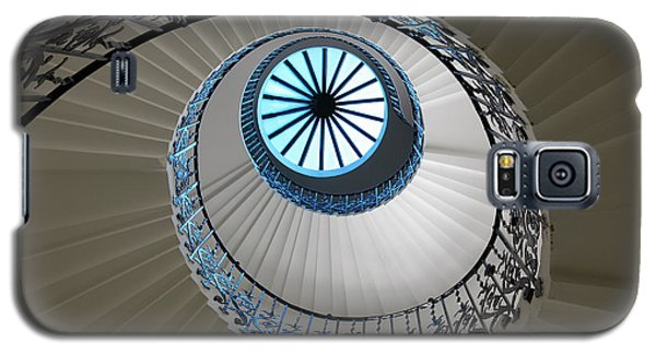 Galaxy S5 Case featuring the photograph Stairs by Milena Boeva