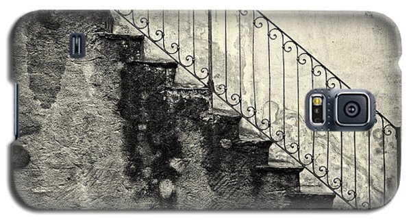 Stairs On A Rainy Day Galaxy S5 Case