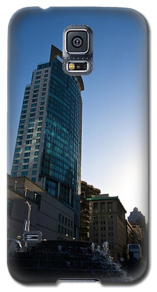 Galaxy S5 Case featuring the photograph Standing Tall by JM Photography